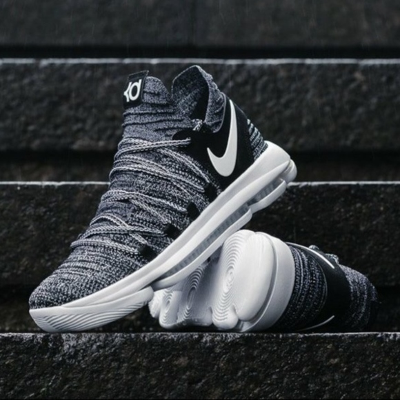 Nike Other - - NEW NWT - Nike KD 10 Oreo